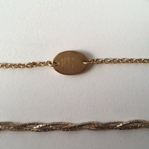 Jewelry - Gold chokers